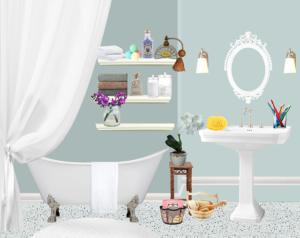Une salle de bains contemporaine: comment la créer?