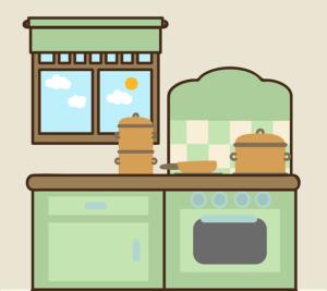 Comment garder la cuisine propre et bien organisée?
