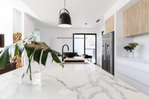 Paillasse de cuisine en marbre : quelle est la couleur idéale ?