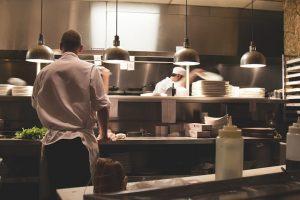Créer une cuisine professionnelle en 3 étapes